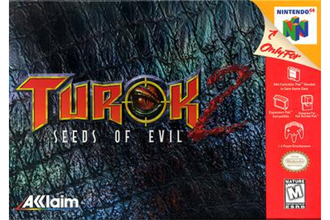 Turok 2: Seeds of Evil - Wikipedia