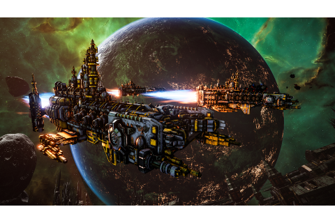 Battlefleet Gothic: Armada 2 on Steam