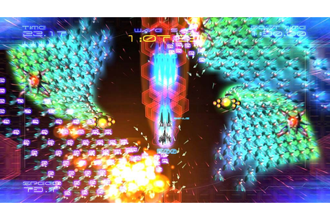 Galaga Legions DX › Games-Guide