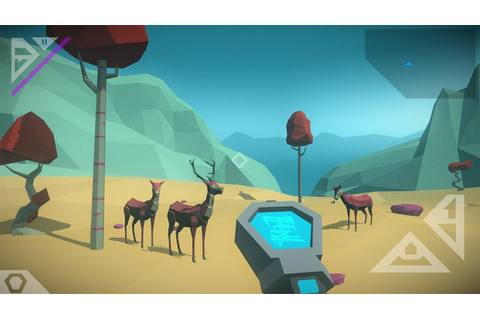 A game like No Man's Sky for mobile? This could be it