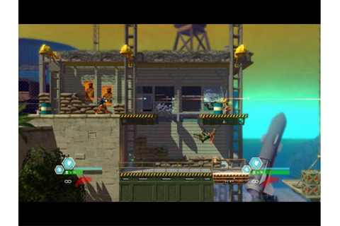 Bionic Commando Rearmed 2 Review for Xbox 360 (2011 ...