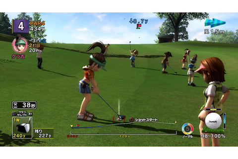 Everybody's Golf: World Tour (PS3 / PlayStation 3) Game ...