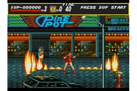 Streets of Rage Download Game | GameFabrique
