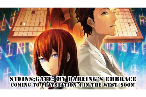Steins;Gate: My Darling's Embrace - Coming to PlayStation ...