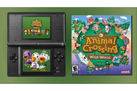 Animal Crossing - Wild World [OST] Title Screen - YouTube