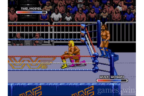 WWF Royal Rumble Download