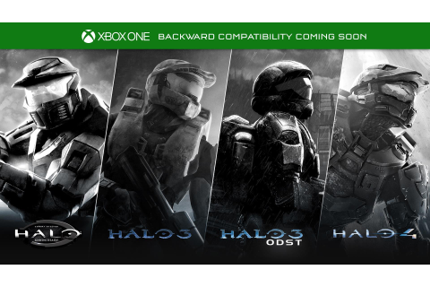 Halo: CE Anniversary, Halo 3, Halo 3: ODST and Halo 4 All ...