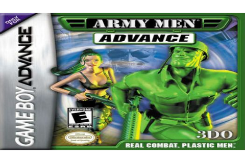 Army Men Advance - Operation Green GBA ROM Download for ...