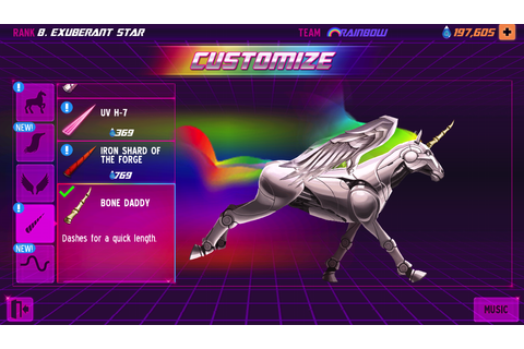 Robot Unicorn Attack 2 - Android Apps on Google Play