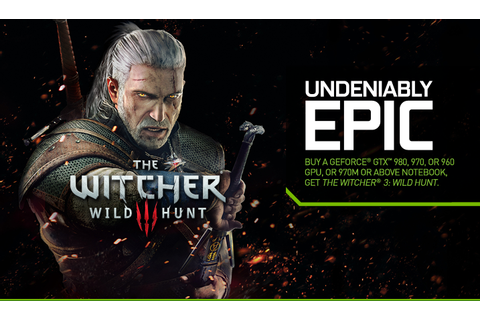 How to Redeem Your Witcher 3: Wild Hunt Game Code | GeForce