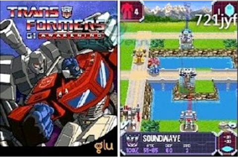 Shareware and Freeware Application: Transformers G1 ...