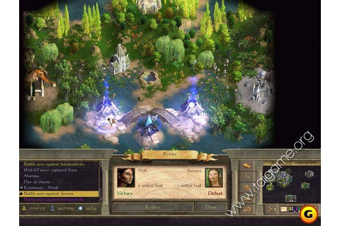 Age of Wonders II: The Wizard's Throne - Tai game ...