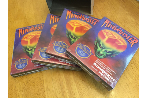 Atari 2600 VCS Escape from the Mindmaster : scans, dump ...