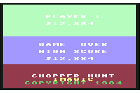 Download Chopper Hunt - My Abandonware