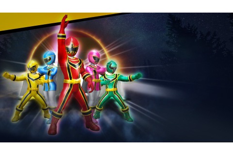 Download Power Rangers: All Stars on PC with BlueStacks