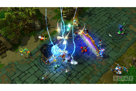 Strife is the latest MOBA in development from Heroes of ...