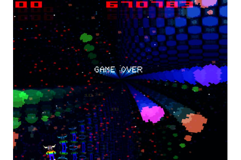 Minotaur Rescue game over screen | The Grunting Ox