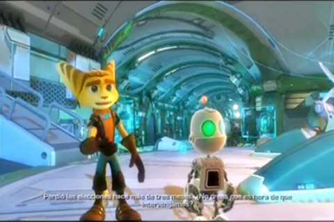 Ratchet & Clank Q-Force - Gameplay - Español - YouTube