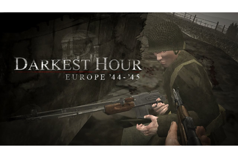 Darkest Hour: Europe '44-'45. Oct 16 RO.PL Fightnight and ...