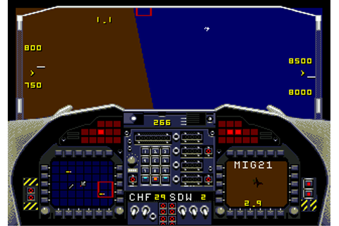 Play F-22 Interceptor Online - Play Sega Genesis / Mega ...