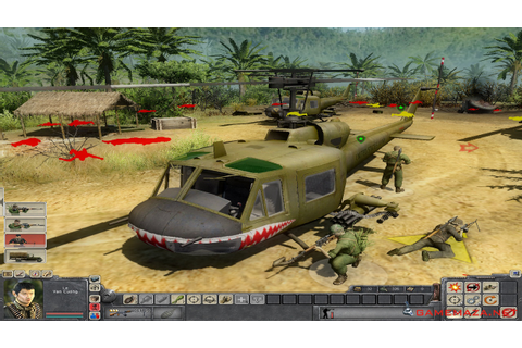 Men Of War Vietnam Free Download - Game Maza