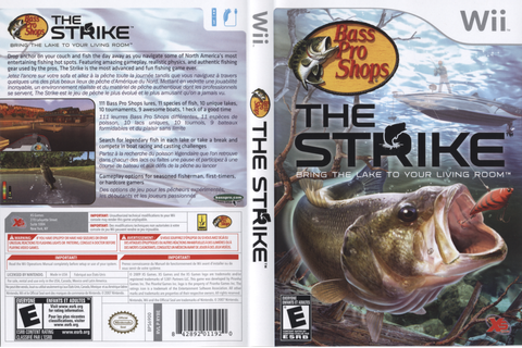 RY8EFS - Bass Pro Shops: The Strike