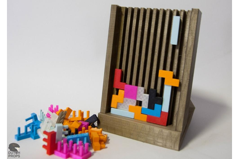 Weekly Roundup: Ten 3D Printable Things - Classic Board ...