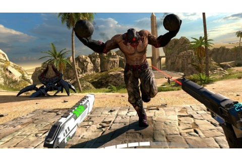 Serious Sam VR: The Last Hope Easter Egg Hints At Upcoming ...