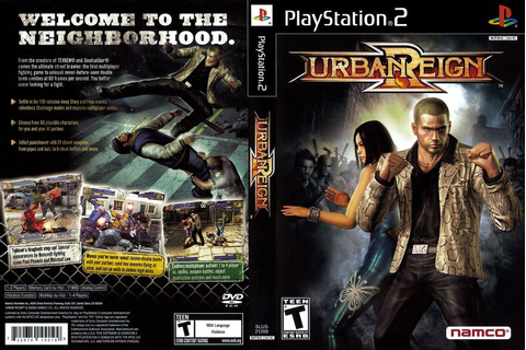 Urban Reign Cheats for PS2