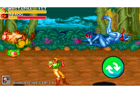 Cadillacs game of dinosaurs for Android - APK Download