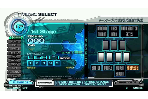 Beatmania IIDX 9th Style - YouTube