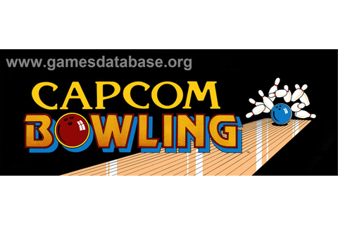 Capcom Bowling - Arcade - Games Database