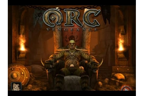 CGRundertow ORCS: VENGEANCE for iPhone Video Game Review - YouTube