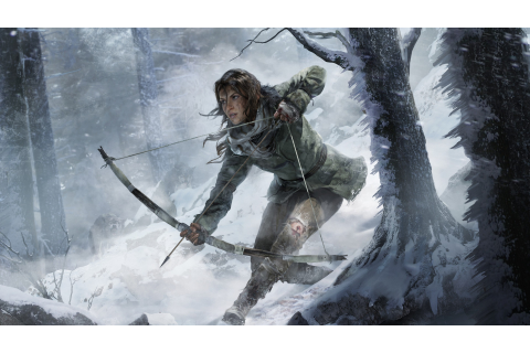Rise Of The Tomb Raider Game 2016, HD Games, 4k Wallpapers ...