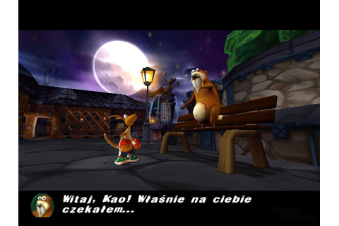Kao the Kangaroo Round 2 Download (2004 Arcade action Game)