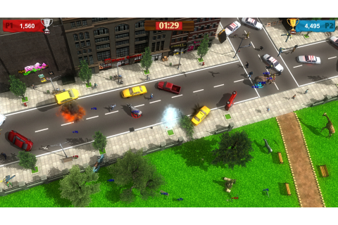 Zoo Rampage | ViWo Games