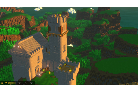 Five Years in the Making, Castle Story Has Finally Launched