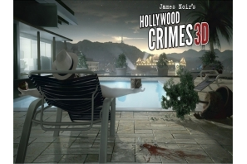 James Noir's Hollywood Crimes 3D - 3DS All in 1!