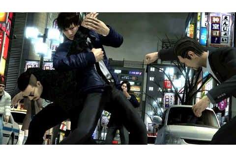 Yakuza 4 Remaster Completely Recasts One Of The ...