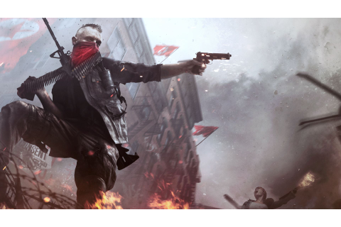 Homefront: The Revolution video chronicles the rise of the ...