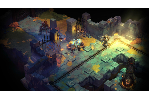 Battle Chasers Nightwar Wallpapers Backgrounds