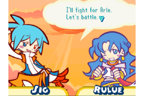 puyo puyo 15th anniversary | Tumblr