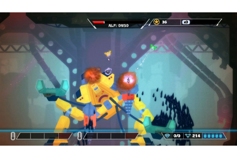 PixelJunk Shooter Ultimate (PS4 / PlayStation 4) News ...