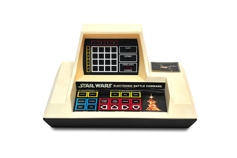 Star Wars Electronic Battle Command Game from Kenner (1979 ...