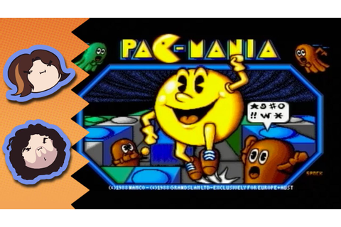 Pac-Mania: High Skills Town - Game Grumps VS - YouTube