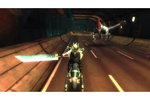 Square Enix Unveils Final Fantasy VII G-Bike: Launching On ...