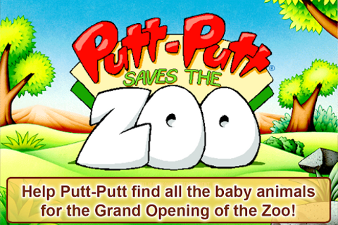 Putt-Putt® Saves the Zoo FREE - Android Apps on Google Play