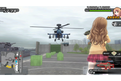 Play-Asia review: Bullet Girls 2 (Sony PlayStation Vita ...