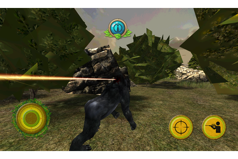 Gorilla Hunting- hunting games - Android Apps on Google Play