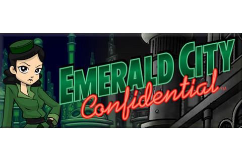 Emerald City Confidential Reviews » Mystery Game News